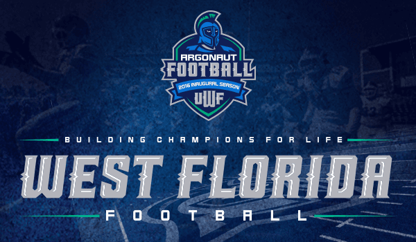 UWF Football graphic