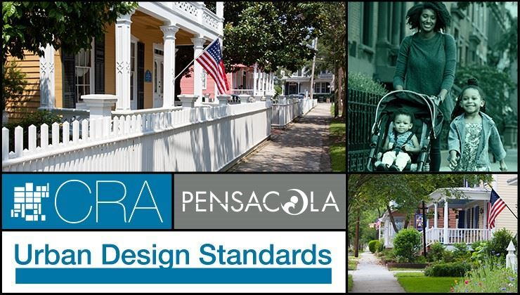 CRA Urban Design Standards Banner