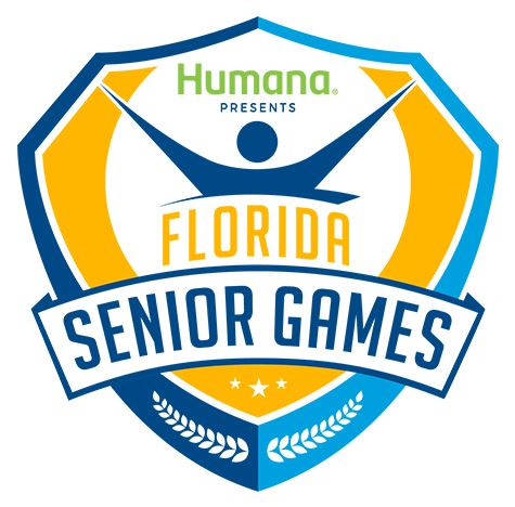 Florida Senior Games logo