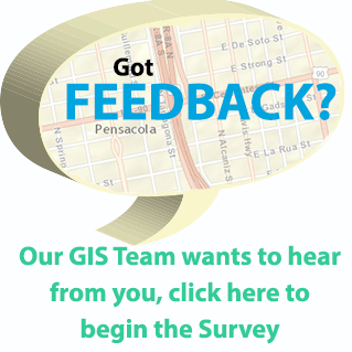 Got Feedback?  Give our GIS Maps and Data your suggestions.