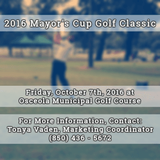 2016 Mayor's Cup Golf Classic