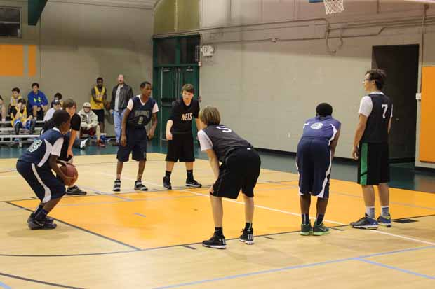 Youth Basketball League Pensacola