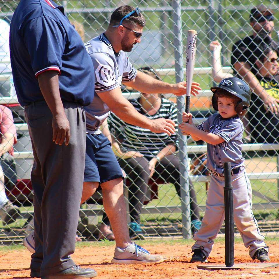 Bill Bond T-Ball