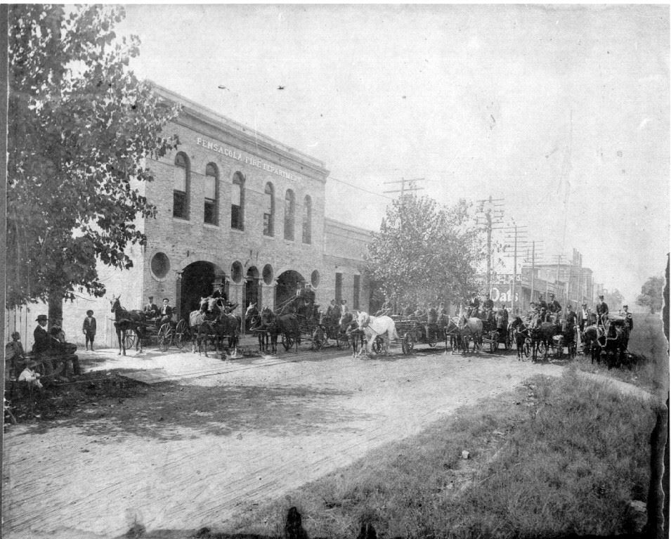 1904 Pensacola Fire Department